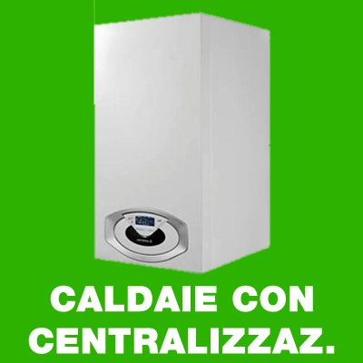 Assistenza Caldaia con sistema di centralizzazione A BASAMENTO a Roma