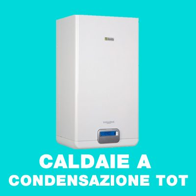 Caldaie Ariston Collina Fleming - Caldaie a Condensazione Totale Roma